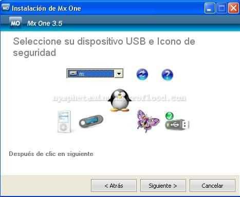 Instalacion mxone en pendrive 2