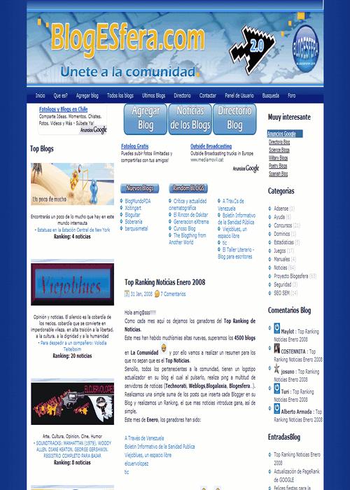 Blogesfera